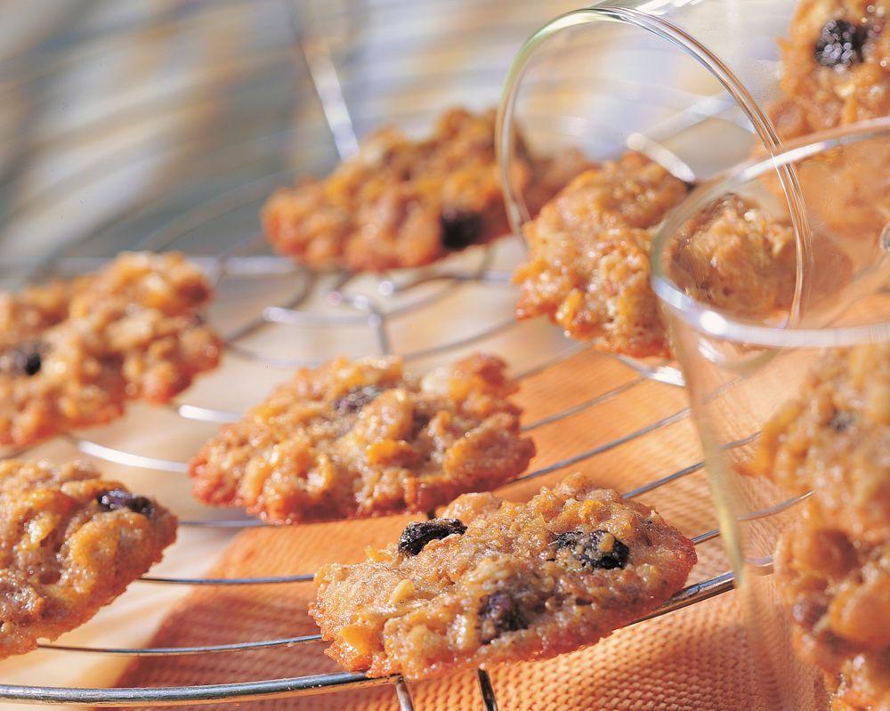 Das leckere Kellogg's Cookie-Rezept ist ein absoluter Gaumenschmaus für Ihren Besuch. Simpel gemacht werden Sie die Kekse lieben.
