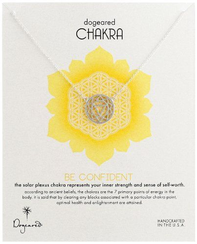 "Dogeared ""Chakra"" Solar Plexus Silver Pendant Necklace, 18"" Dogeared,http://www.amazon.com/dp/B00HYBASP0/ref=cm_sw_r_pi_dp_-PgAtb146AXE7M3J"