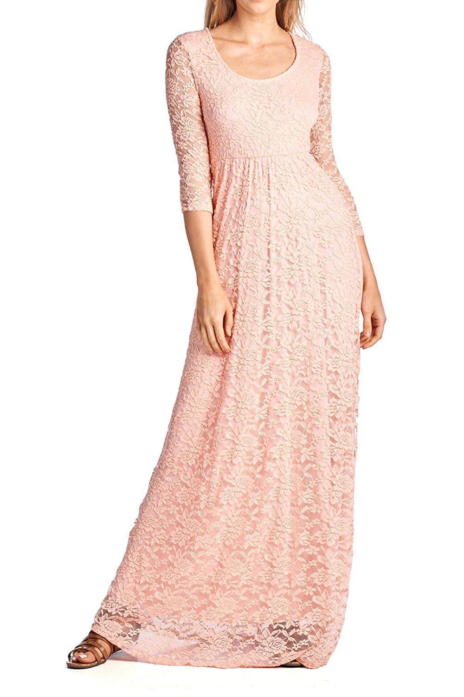 Beachcoco womenus sleeve long length lace dress at amazon