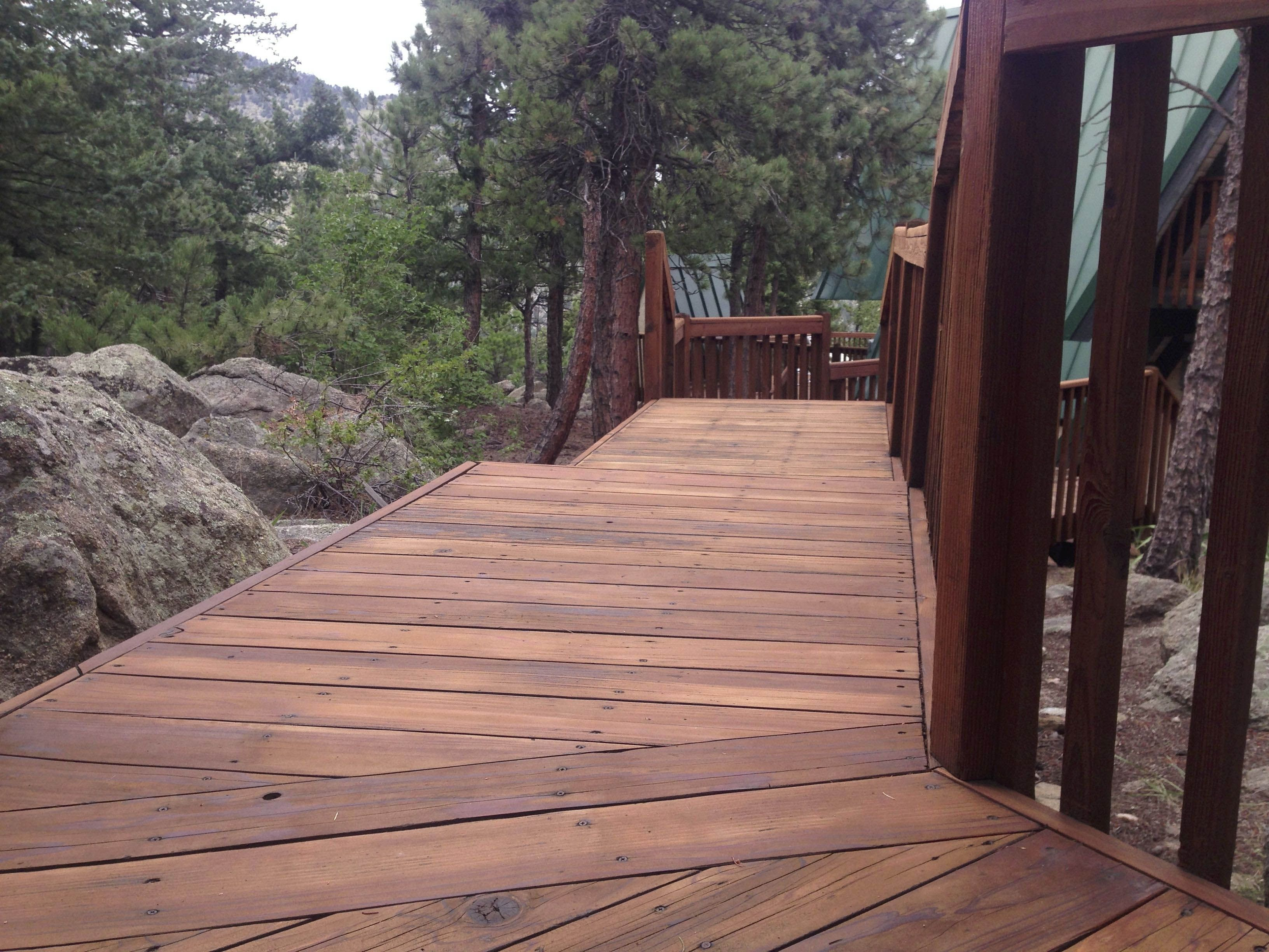 Deck Stain Color Ideas Staining Deck Best Deck Stain Cool Deck