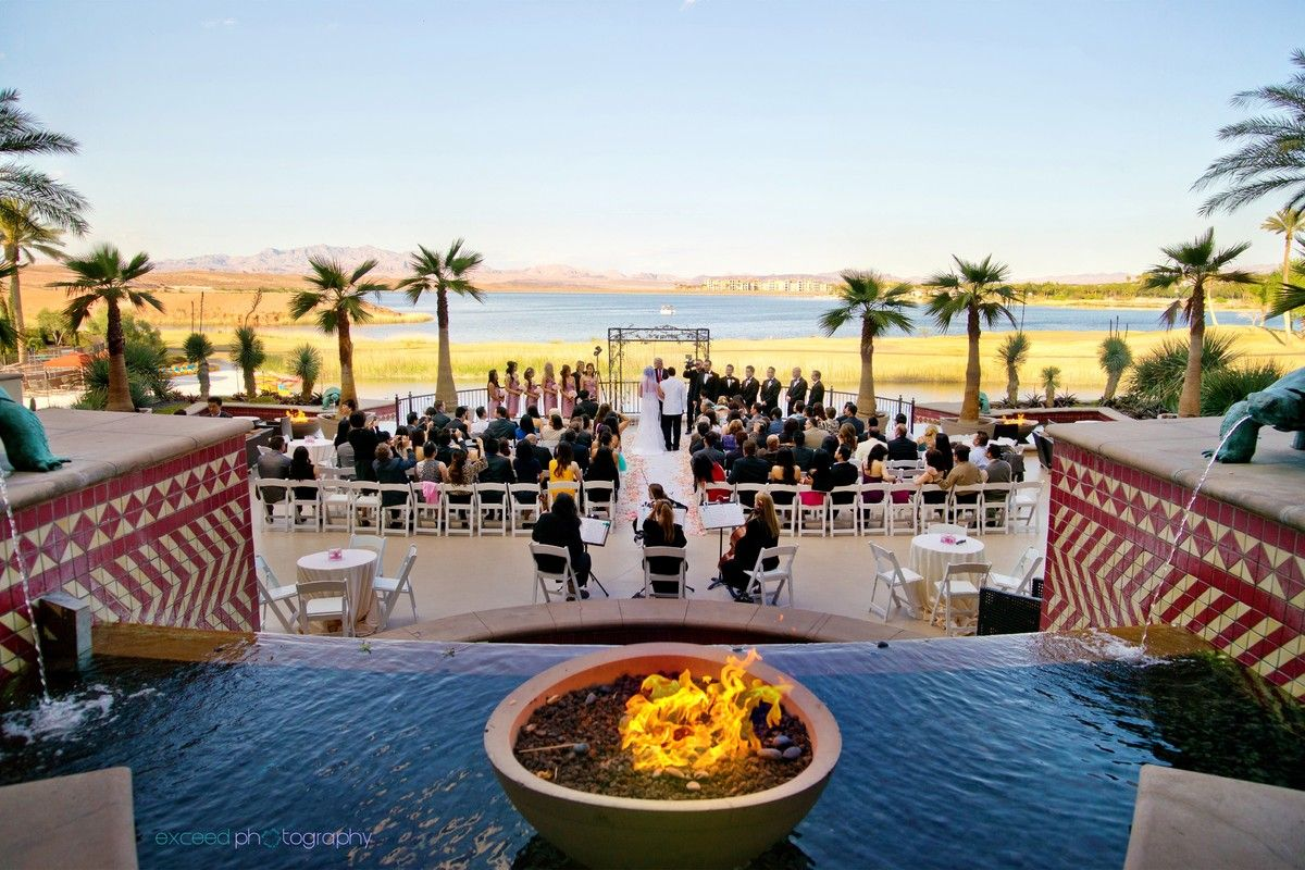 Wedding Photos At The Westin Lake Las Vegas Ceremony Reception Venue Nevada