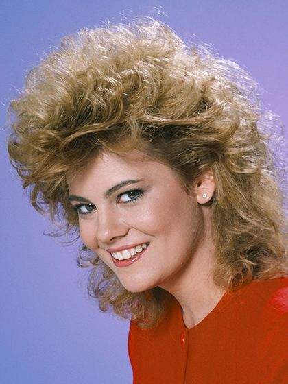 13 Hairstyles You Totally Wore In The 80s 1980s Hair 1980