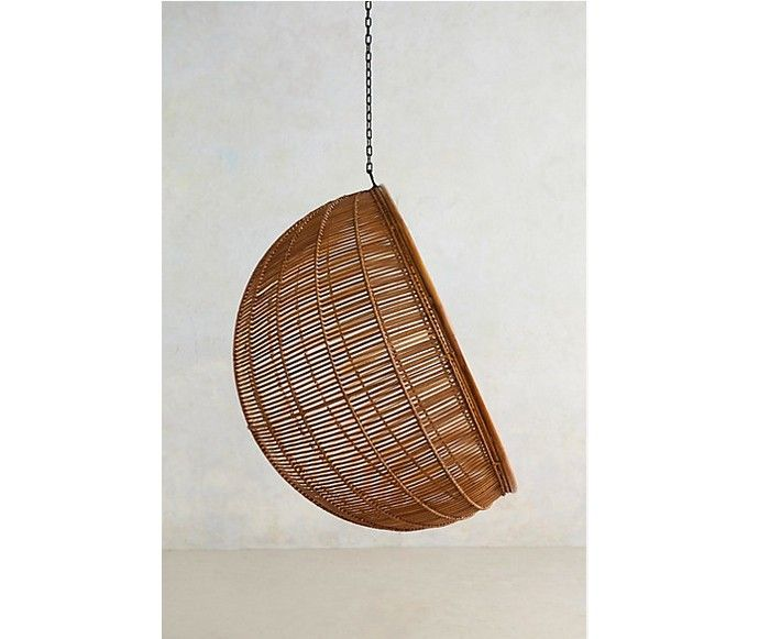 Marvelous Rattan Hanging Chair