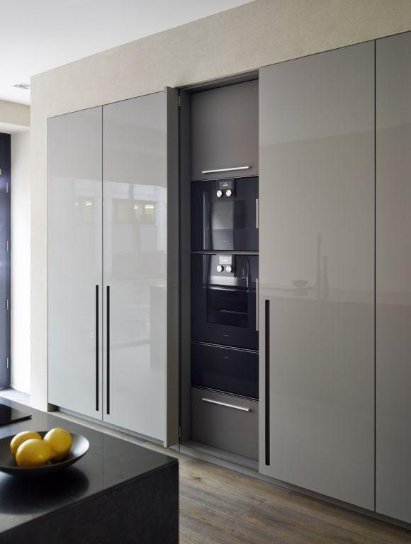 Modulnova FLY Kitchen Wigmore Street Showroom 2014 | Cucina ...