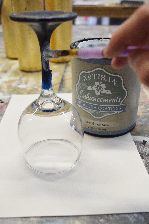 DIY Upcycled Wine Glasses Interiors To Inspire Wine