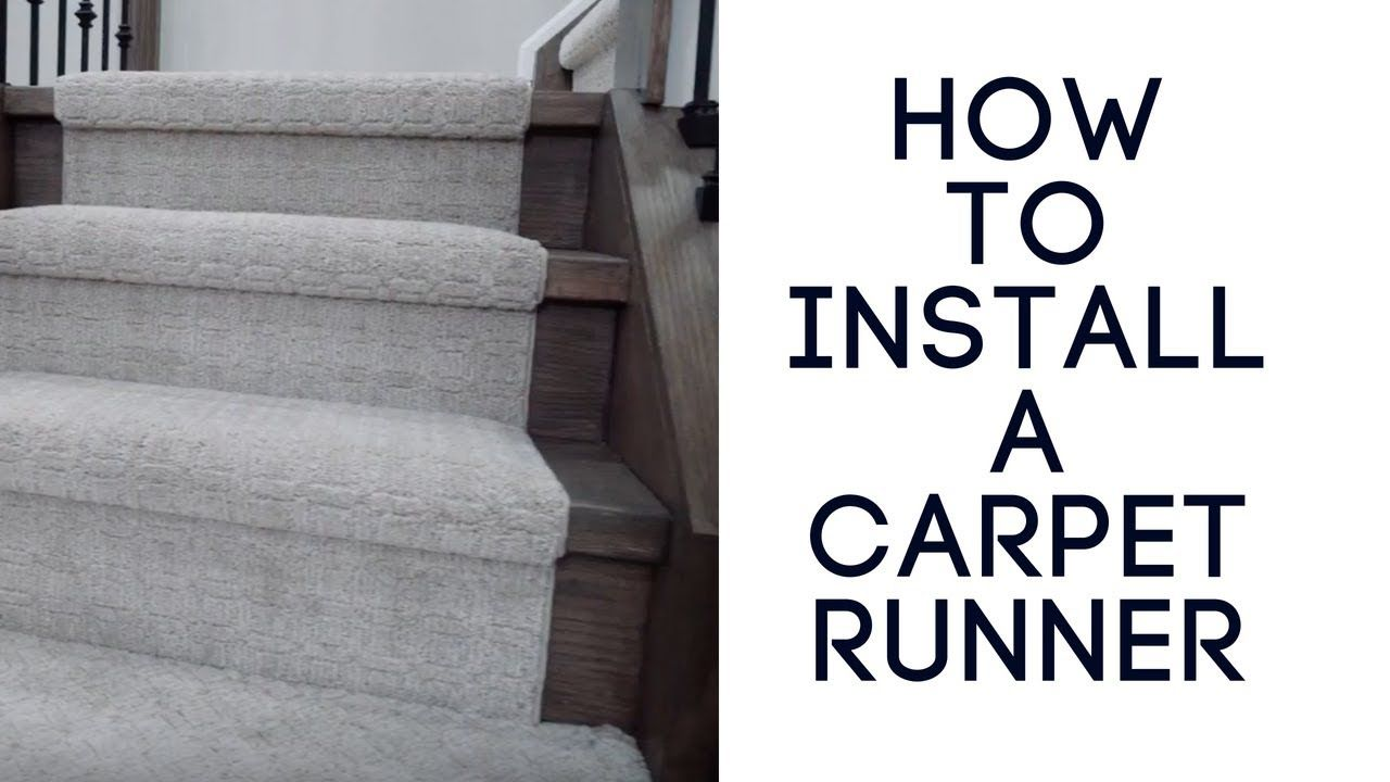 Best Installing A Carpet Runner On Stairs The Right Way 400 x 300
