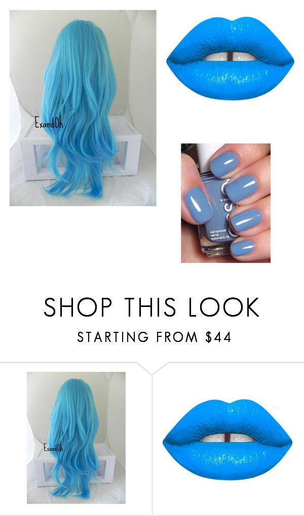 """""""Serving little extras"""" by mygirlnirv124 on Polyvore featuring Lime Crime"""