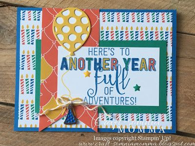 Stylin' Stampin' INKspiration: Friday Favorites: Occasions Catalog Accessories