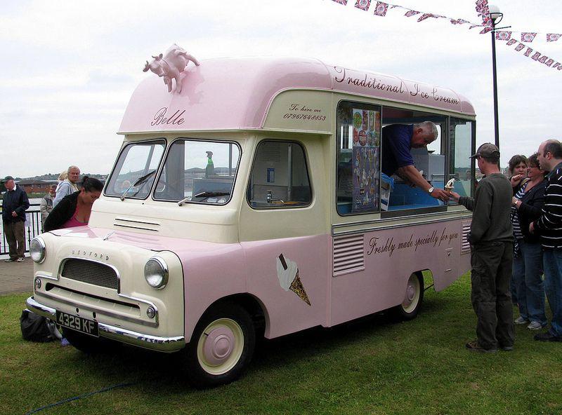 ice cream van old Google Search Ice cream van, Ice