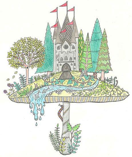 Раскраски для взрослых | Книжка-раскраска, Раскраски ...