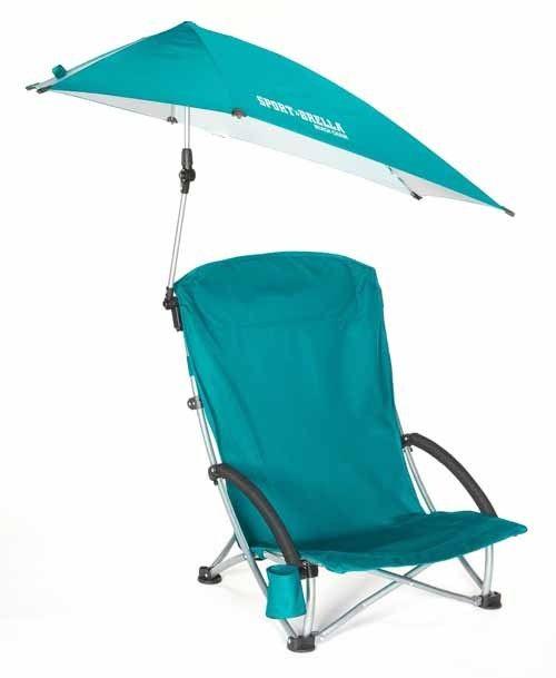 Folding Lounge Chair Umbrella