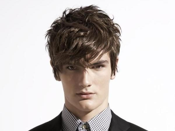Hairstyles For Wavy Hair 3 Mens Hairstyles Short Haircuts For Men Short Hair Styles