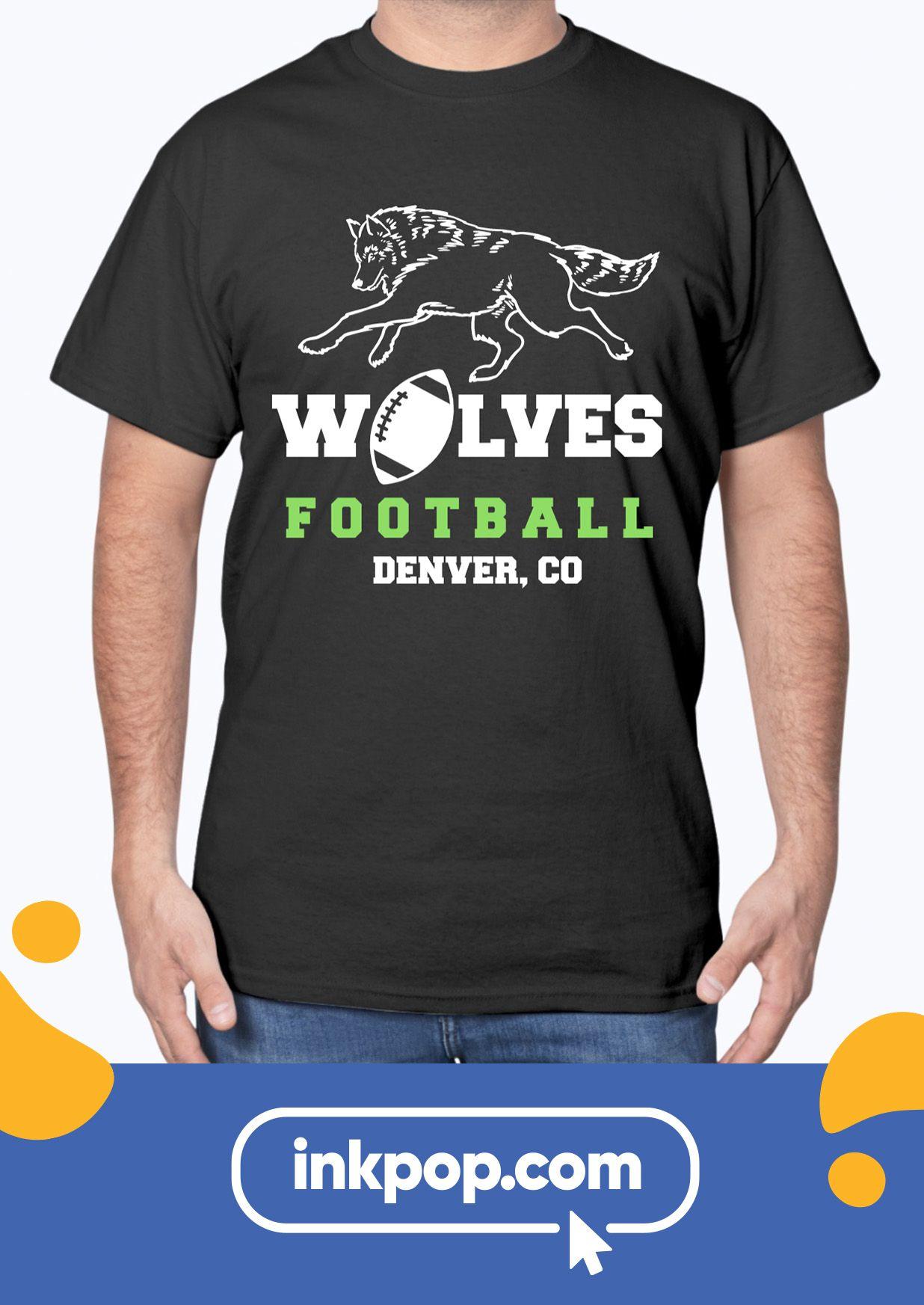 Design your football tshirt short sleeve shirt
