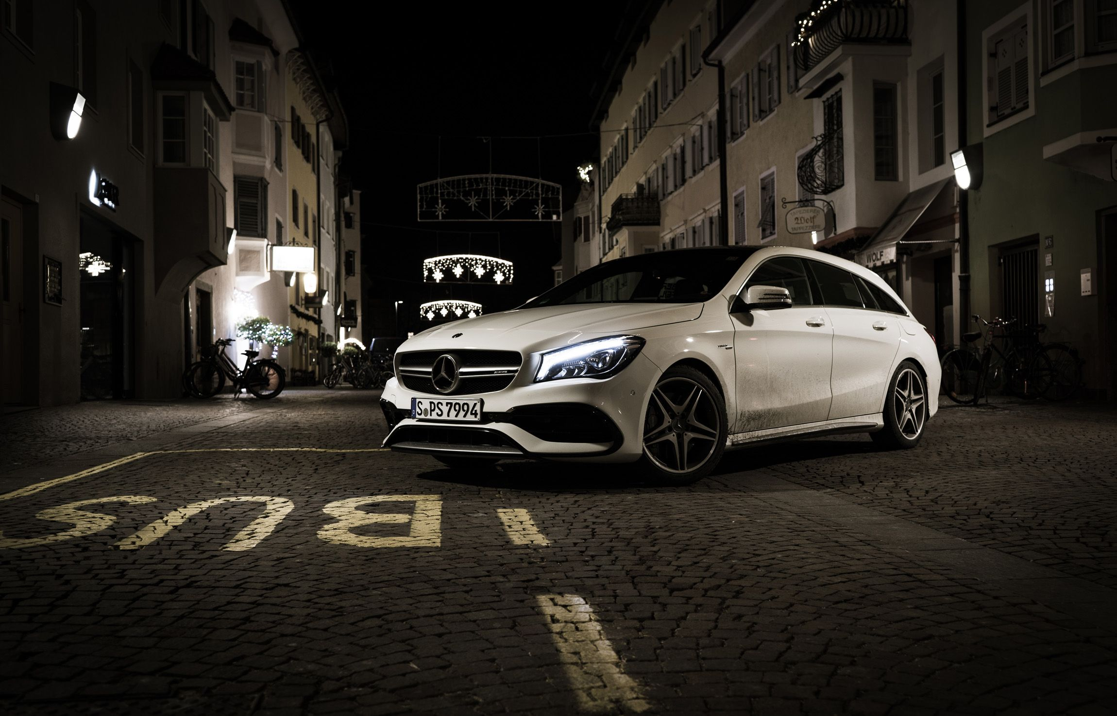 The new CLA and CLA Shooting Brake
