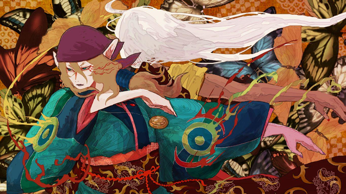 Mononoke kusuriuri the medicine seller anime - Mononoke anime wallpaper ...
