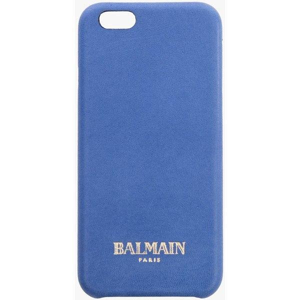 Femme Balmain Balmain Cuir Iphone 6 Cas Taille Bleu Cobalt Footlocker Vente En Ligne Classique Pas Cher Amazone En Ligne Point De Vente Pas Cher ff8QK