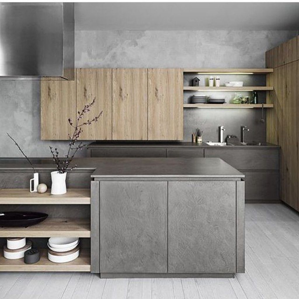 20+ Stylish Soft Grey Cabinet Design Ideas For Your
