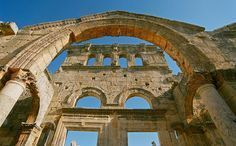 Syria City Ancient Architecture - #ancient #architecture #Syria - #SyriaMuseum