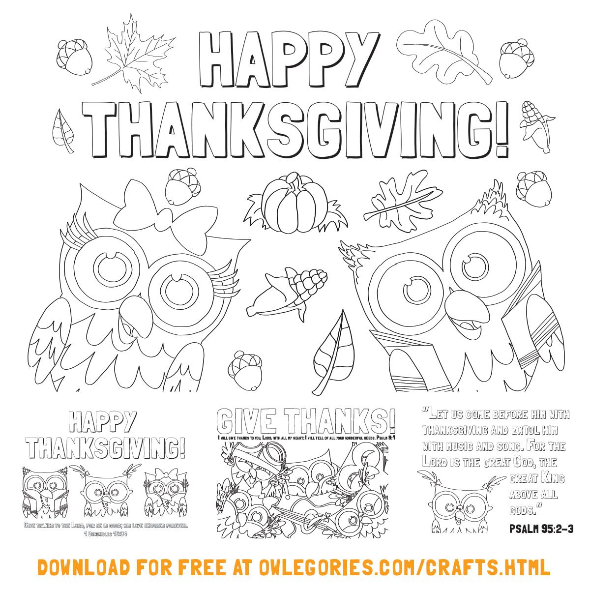 Pin by Owlegories on Owlegories Crafts | Coloring pages