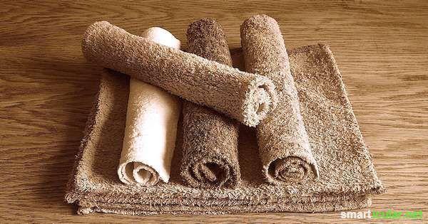 Küchenschwämme haben eine kurze Lebenszeit und landen schnell im Abfall. Wir zeigen dir eine praktische Alternative: hygienischer, günstiger, nachhaltiger