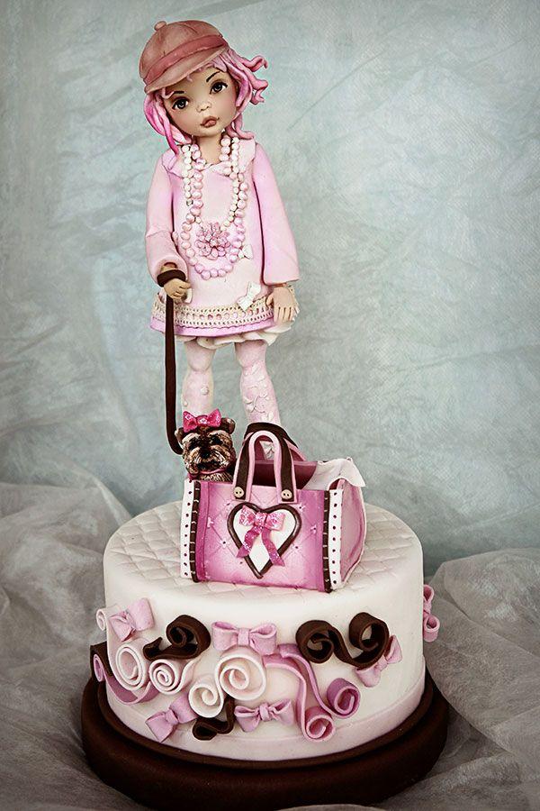 Cake Design | La Belle Aurore | Bake time | Cake, Cupcake ...
