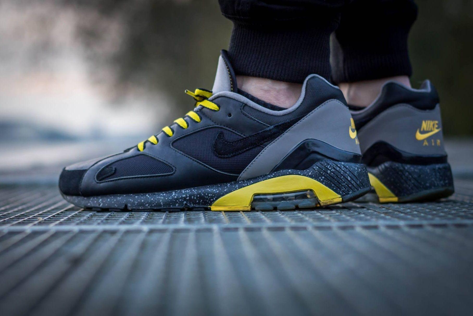 separation shoes 97507 2fefa Nike Air Max 180  Livestrong