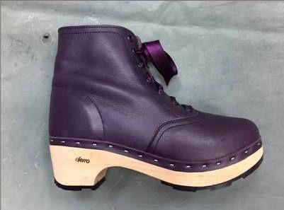 zapatos deportivos 2b1fb 41308 Zocos de Eferro. los más bonitos, en 2019   Zapatos, Zuecos ...