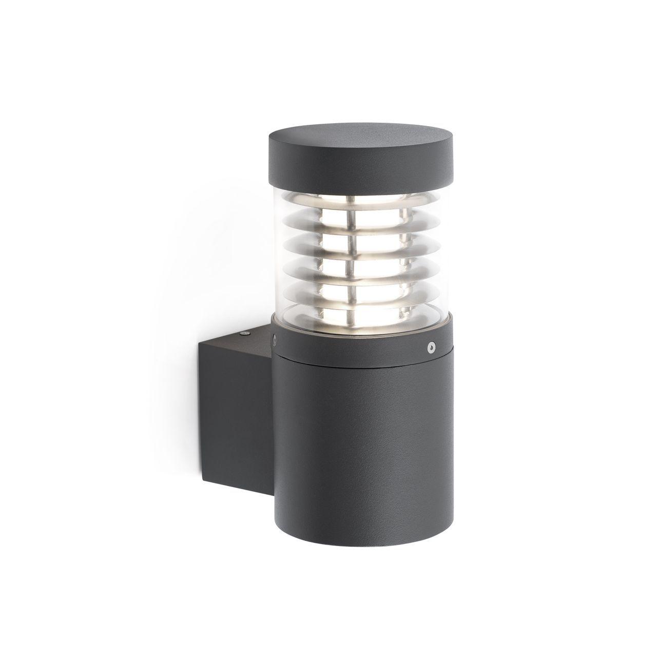 L mparas de led integrado para jardines terrazas y for Lamparas para exteriores