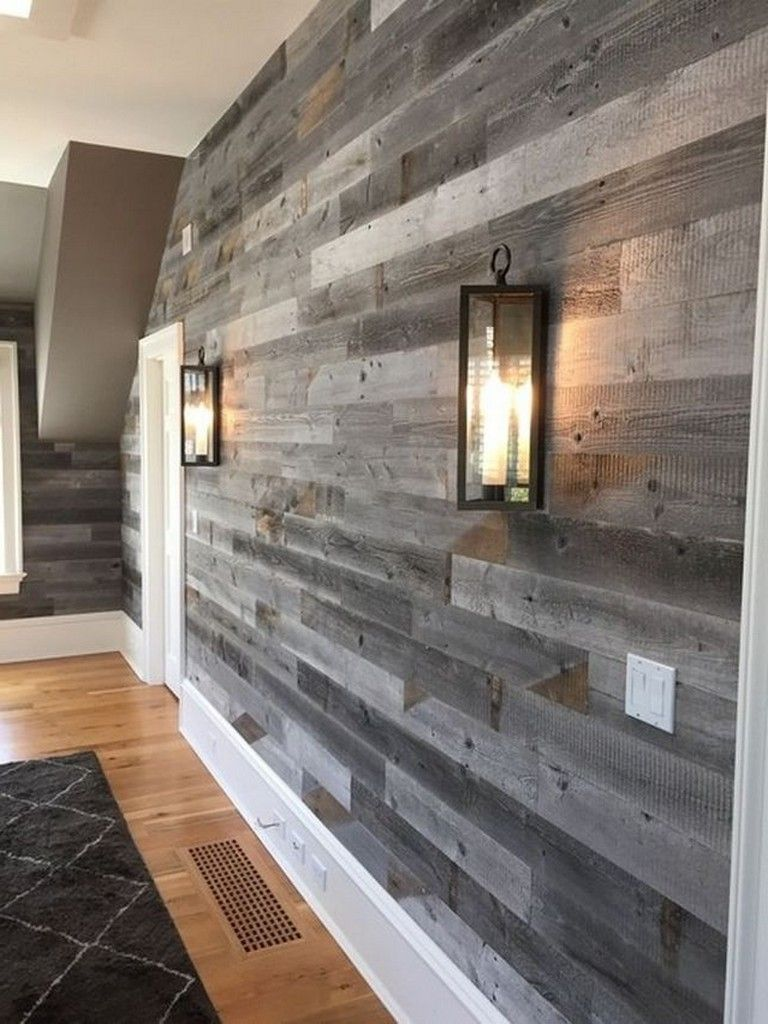 Living Room Apartment Wood 50 Stunning Diy Pallet Wall Ideas For Your Apartment Livingroom Apar Wood Wall Design Diy Pallet Wall Wood Walls Living Room