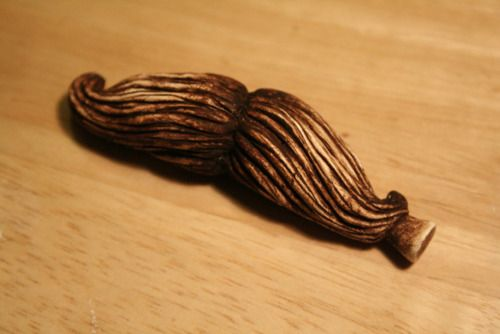 Moustache Tamper for smoking Pipes