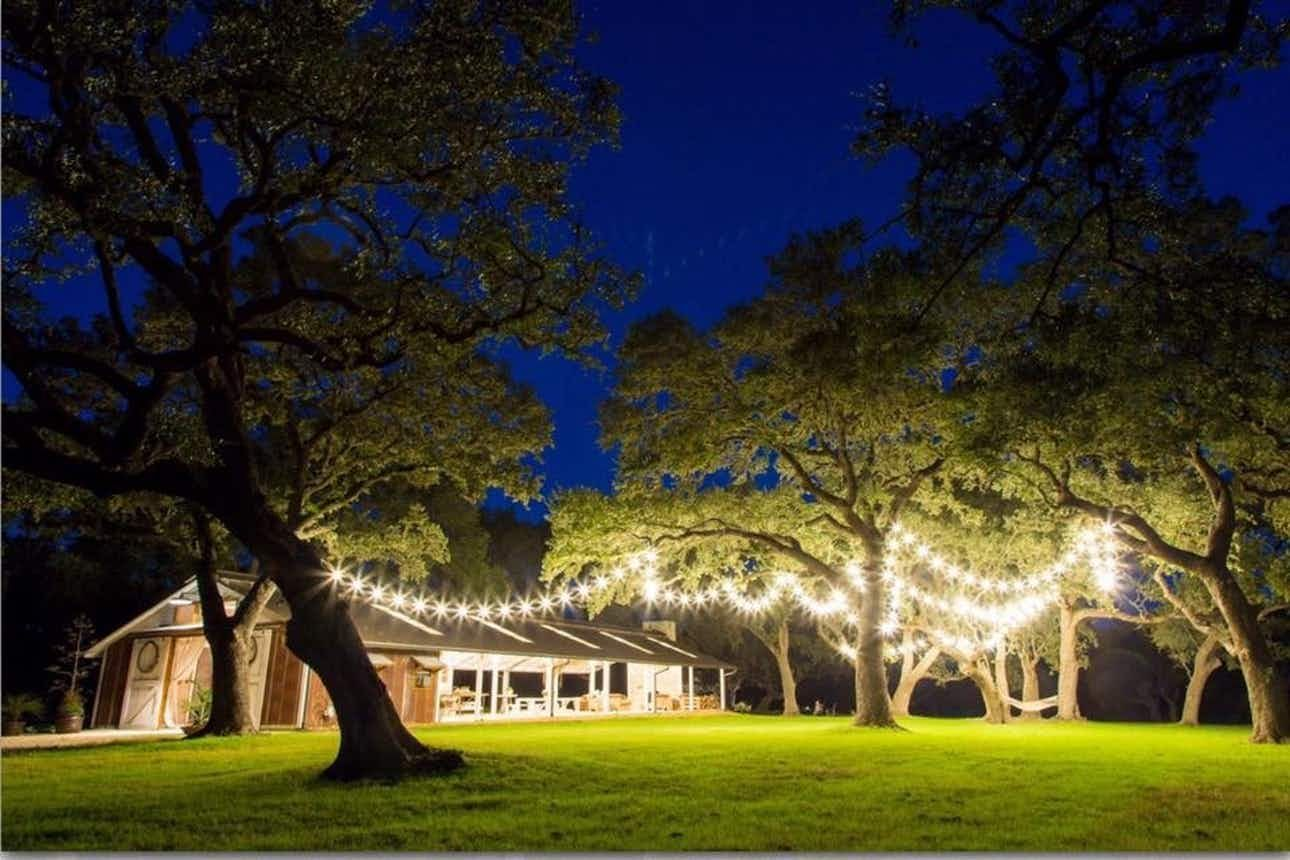 The Oaks at Boerne Weddings Hill Country Wedding Venue