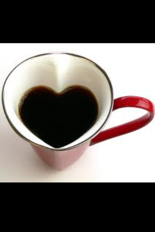 i love coffee un matin doux et tendre et de bonne humeur