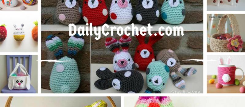 14adorable Easter Crochet Patterns Easter Crochet Patterns