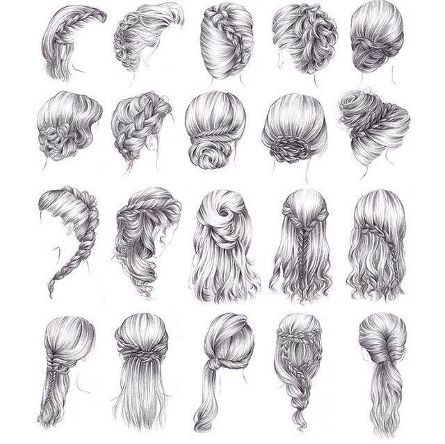 Cute Cartoon Hairstyles Hair Styles Long Hair Styles Hair Inspiration