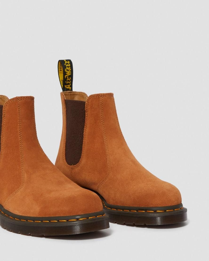 2976 Wildleder Chelsea Boots   Wildleder, Kleinkind schuhe