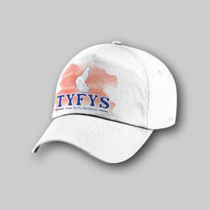 Stylish fitted cap that says it all!