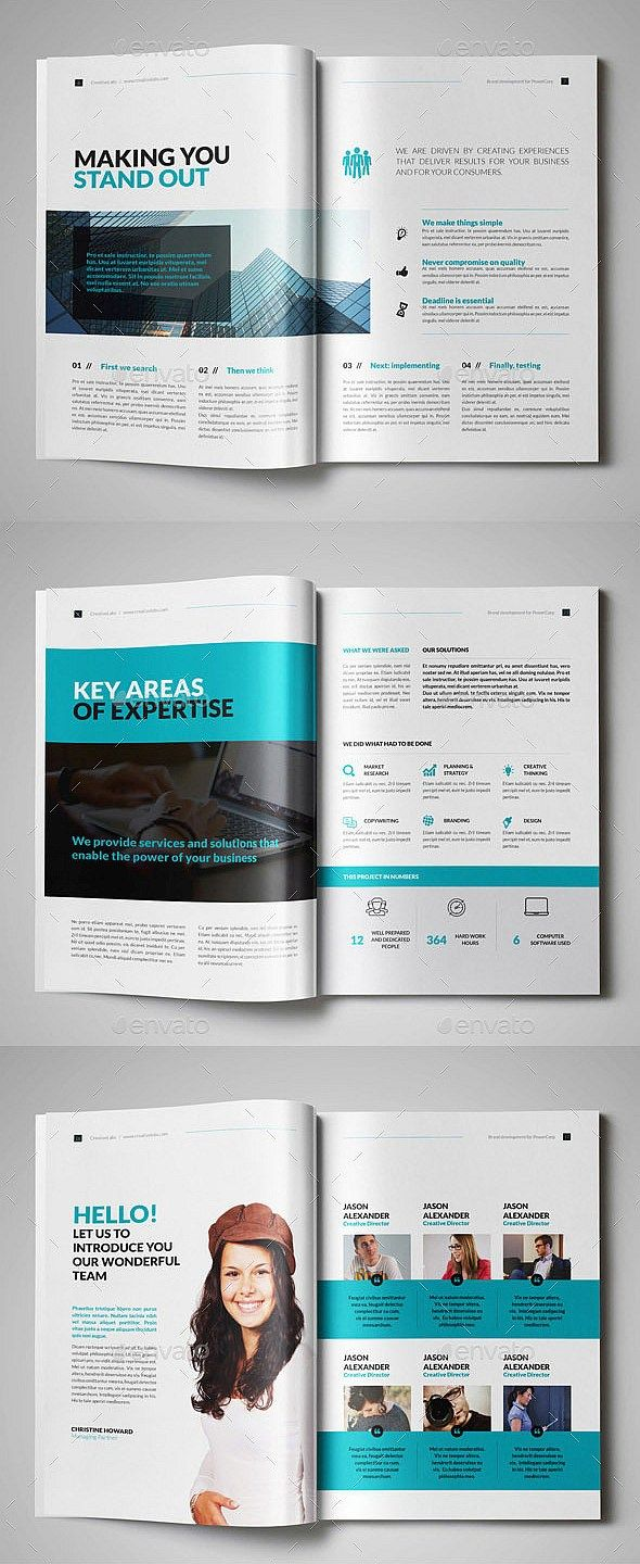 36 pages modern project proposal design template indesign 36 pages modern project proposal design template indesign proposal brochure template accmission Images