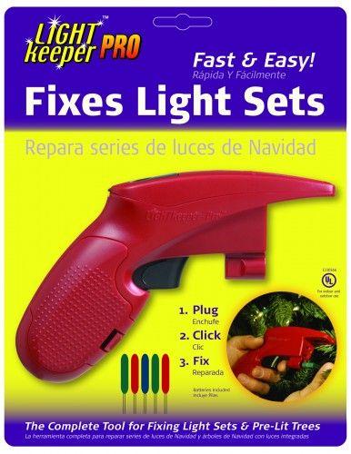 Fix Your Christmas Light Sets Easily