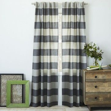 pinterest ideas panel bold pin curtain striped curtains home stripe