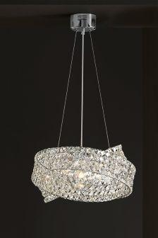 Venetian 5 light chandelier 986523 199 lounge pinterest buy venetian 5 light chandelier from the next uk online shop mozeypictures Gallery
