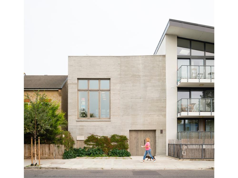 Riba Stirling Prize Juergen Teller Studio By 6a Architects Building Architects Journal Architekt Architektur
