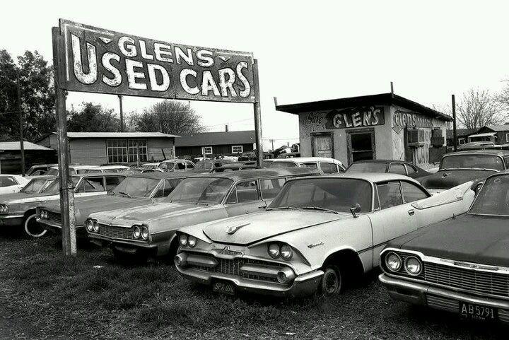 Oldschool car dealer Car dealership, Vintage cars, Cars