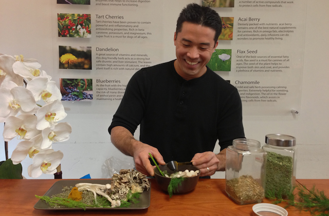 Live to 110 Podcast: Why Your Pet Should Eat a Primal Diet with Marc Ching