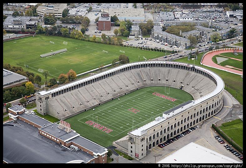 College Football Stadiums Top 5 Best Looking Harvard Football Stadium Football Stadiums Stadium College Football
