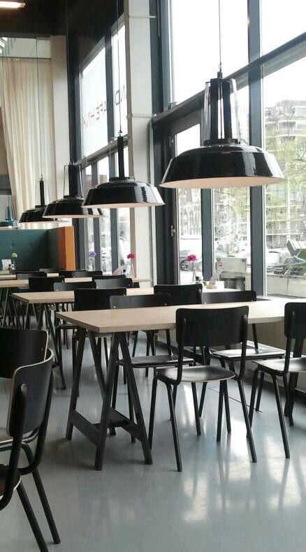 Het nieuwe kantoor in Rotterdam