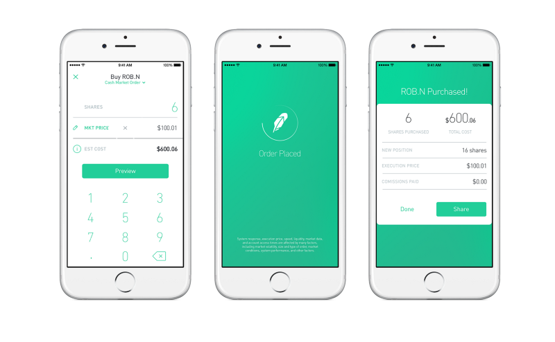 does robinhood charge fees for cryptocurrency