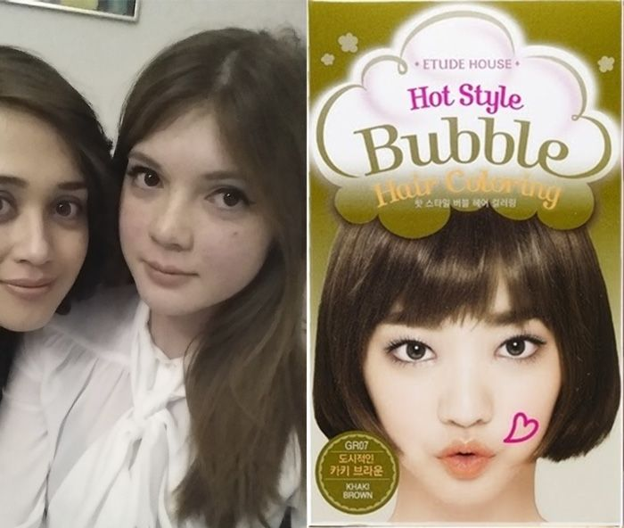 I Have Dyed My Hair With Etude House Since 2012 And I Ve Tried Various Colours I Thought I Would Blog About It Now In The Dye My Hair Hair Color Style
