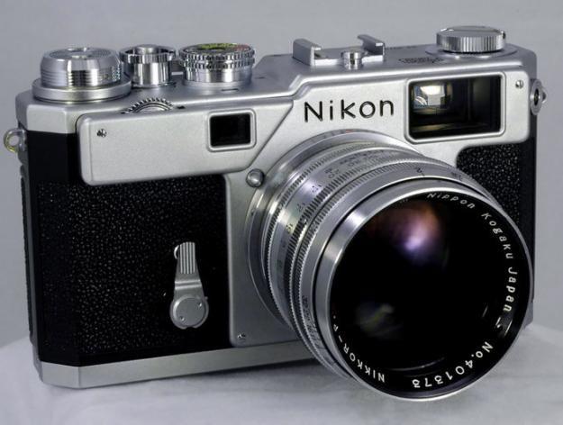 Nikon, preciosa...