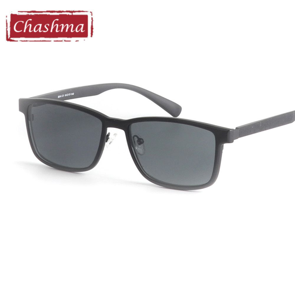 46ae785a3f Chashma Brand Super Quality Glasses Frame Alloy Frame TR90 Temple Polarized  Clips Driving Fishing Sunglasses Men