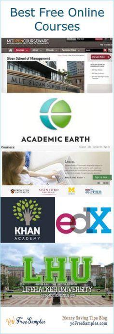 best free online course websites http://yofreesamples.com/money-saving